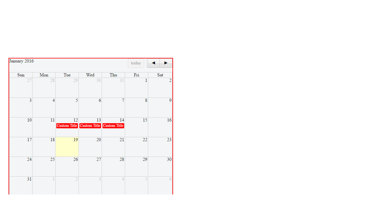 SharePoint Khaliq: Exclude Custom holiday in backgroung color