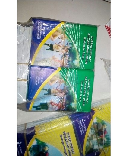Buku SKU Pramuka Lengkap