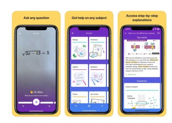 Socratic: une application pour résoudre les équations par Google