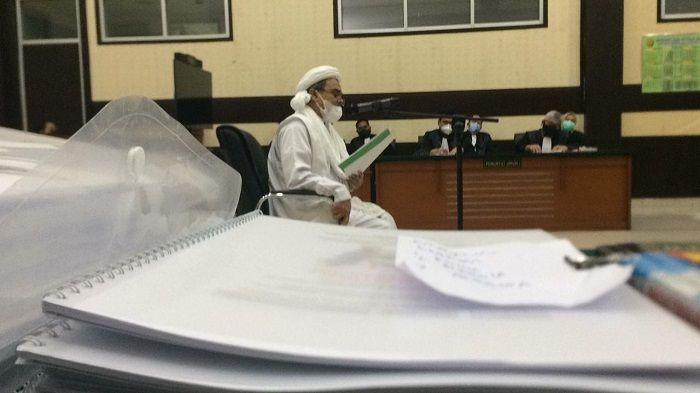 Habib Rizieq Shihab: Banyak Pejabat Buat Onar Soal Covid-19, Kenapa Tidak Ditahan?