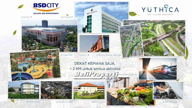 yuthica house dijual