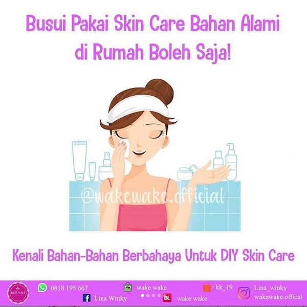 Ini DIY Skin Care Ibu Menyusui dengan Bahan Alami