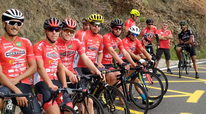 El equipo juvenil del Pelotón Tenerife estará compuesto por ocho ciclistas