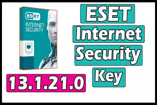 Download ESET Internet Security Key