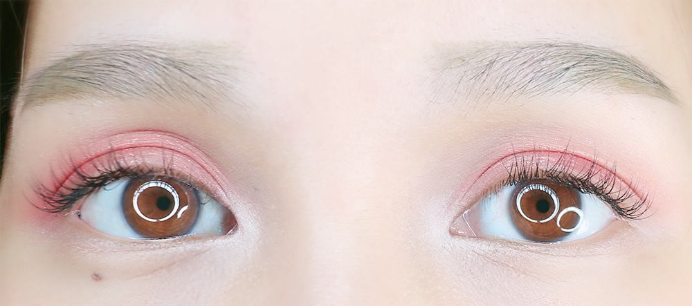 aa2a6772783 I am currently sporting 10-11mm lenght lashes, SC Curl and I chose the cute  design this time (last time I did the natural one).