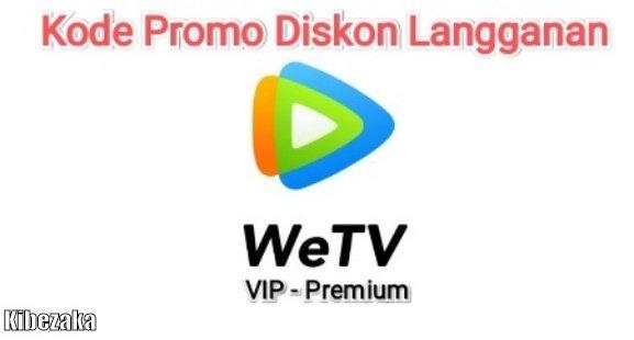 akun wetv vip gratis premium