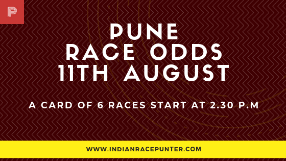 Pune Race Odds,  free indian horse racing tips, trackeagle,  racingpulse, racing pulse