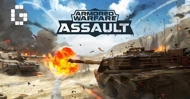 لعبة Tank Assault