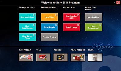 Nero 2014 Platinum 15.0.02200 Final Full Patch ChingLiu