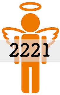 エンジェルナンバー 2221