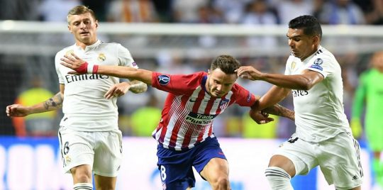 مشاهدة مباراة ريال مدريد واتليتكو مدريد بث مباشرالسبت 27-7-2019 مباراة ودية