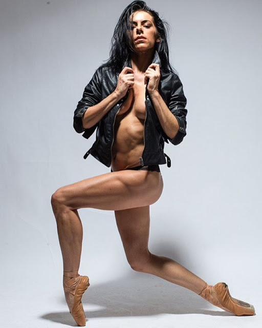 Ballerinas Legs and Calves
