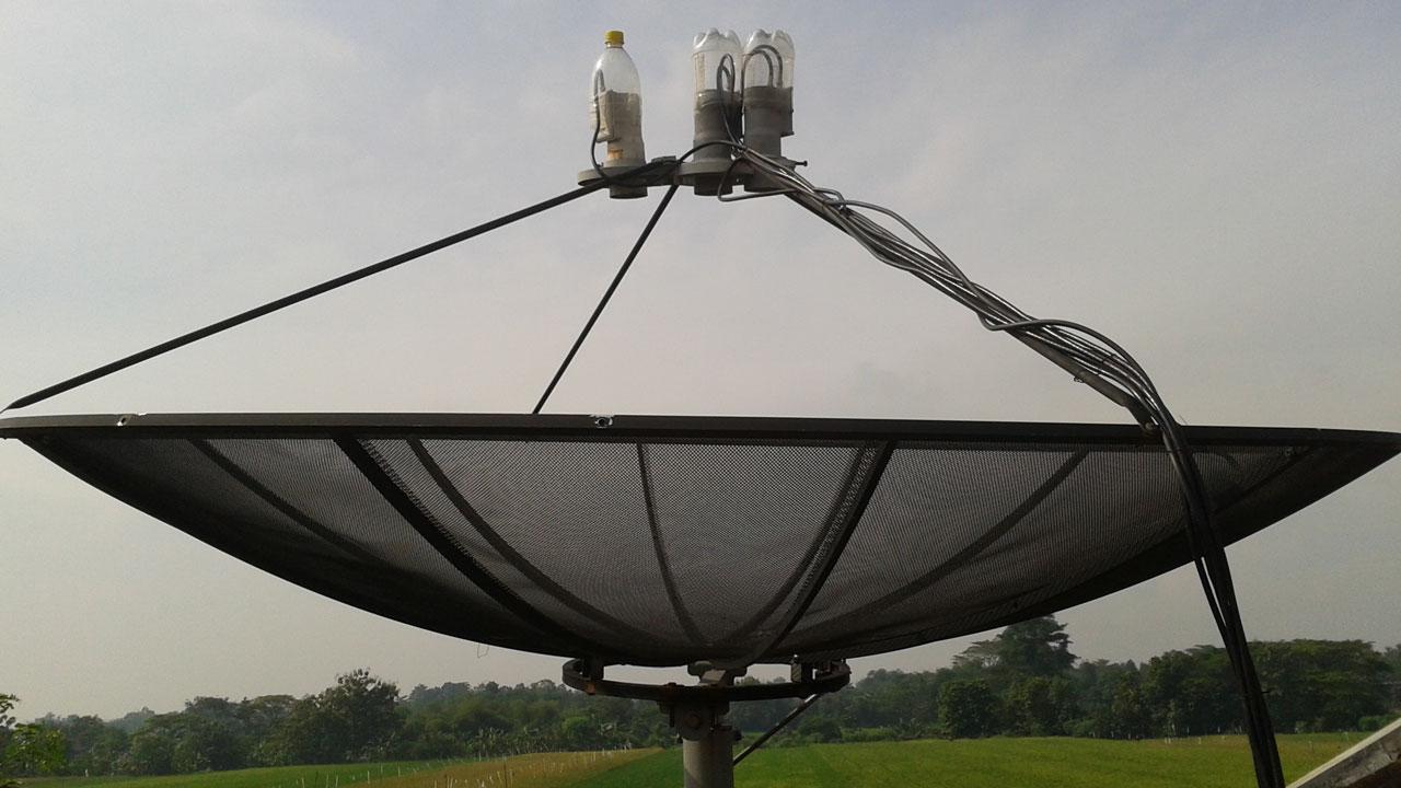 Urutan Tracking Satelit Parabola Untuk Pemula