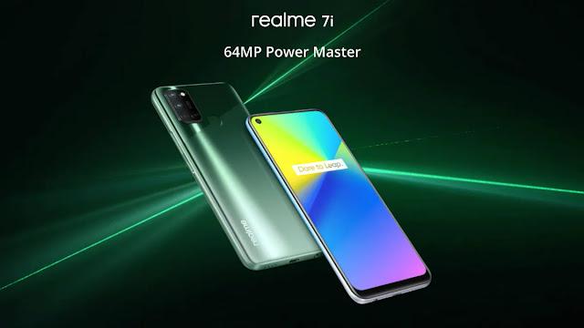 Spesifikasi Smartphone Realme 7i