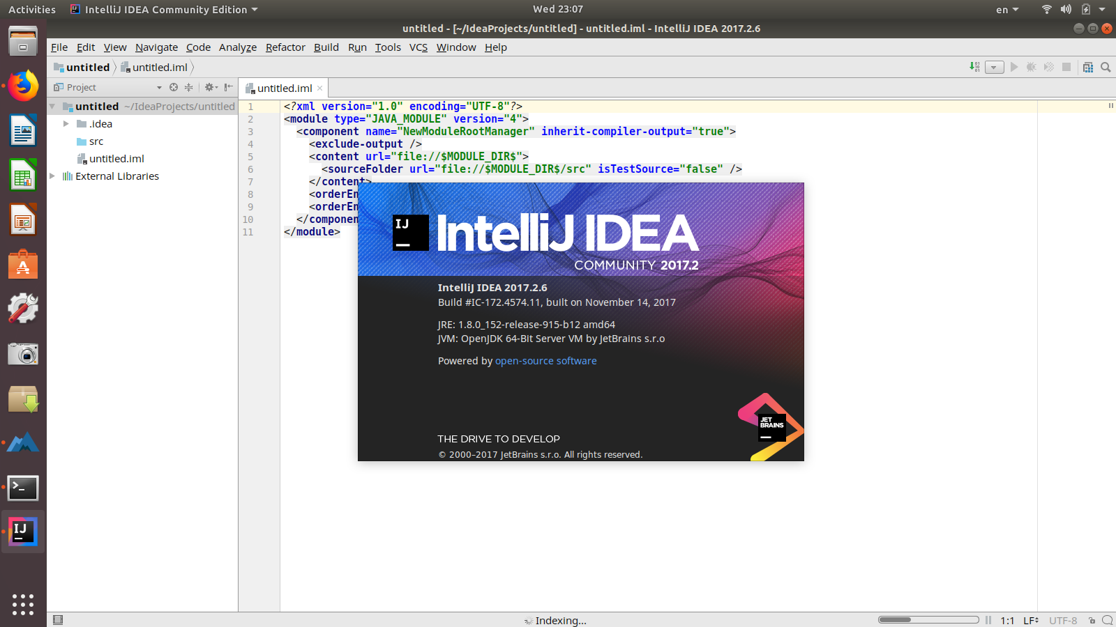 How to install program on Ubuntu: How to install IntelliJ