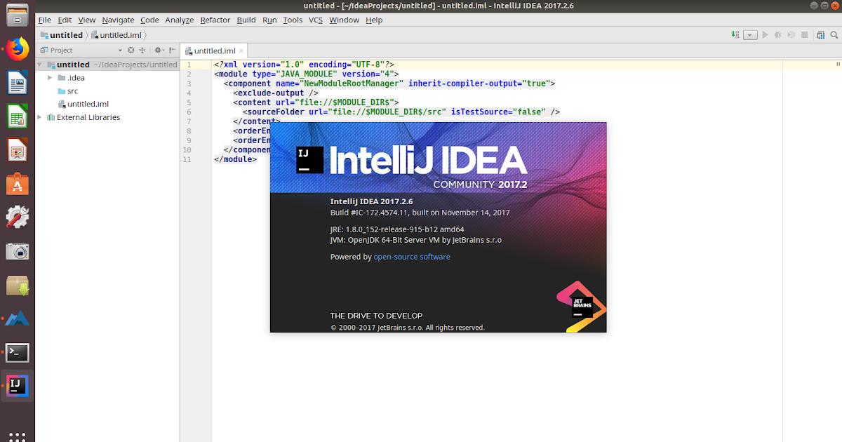 How to install program on Ubuntu: How to install IntelliJ IDEA
