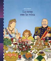 Rutu Modan La cena con la reina Edita: Fulgencio Pimentel