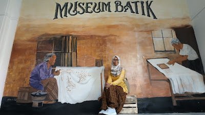 Famtrip Blogger 2019 Mengunjungi Museum Batik Pekalongan
