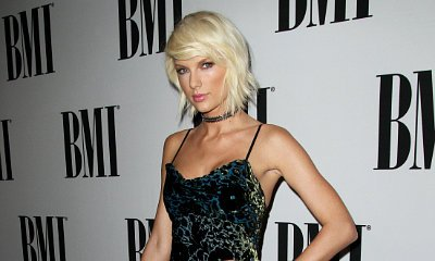 Taylor Swift recibe premio nombrado en su honor en los BMI Pop Awards.