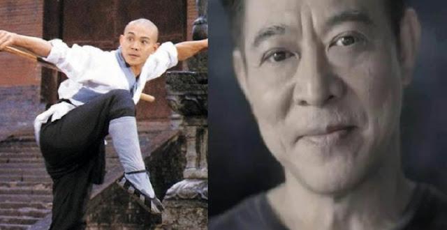 """Jet Li :""""Jangan Menjual 30 Tahun Umurmu untuk Uang dan Membeli 30 Tahun Selanjutnya""""!! Makjleb!!"""
