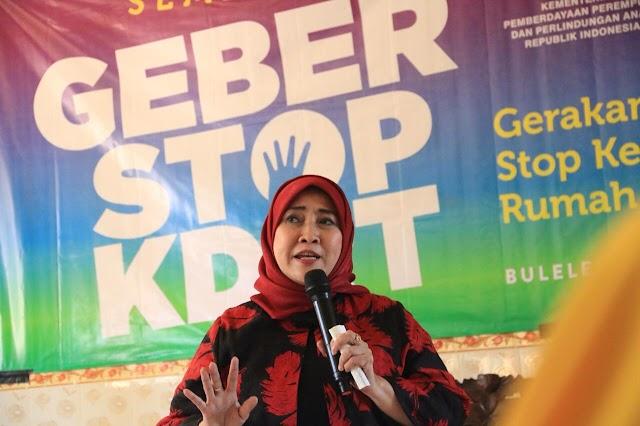 DPP Perempuan Bangsa Menggelar Seminar Geber Stop KDRT di Bali