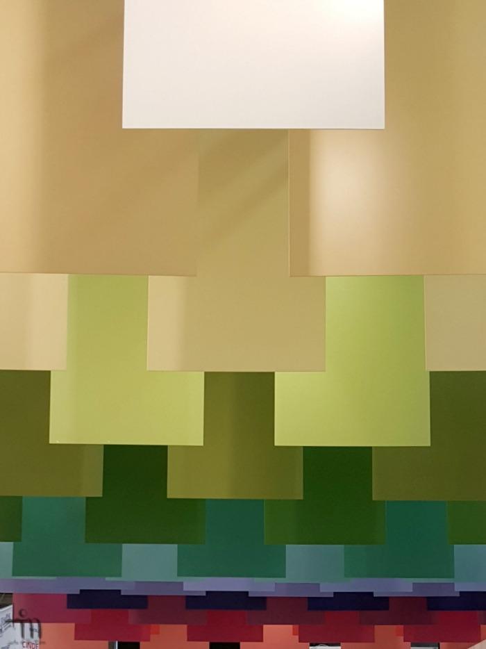 tikkurilan värimallit Rakenna ja Sisusta -messuilla