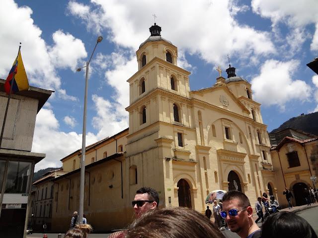 コロンビアの教会(チャーチ)について