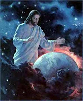 Jesus reigns over the Cosmos