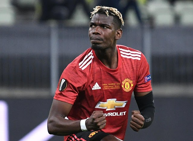Pogba going nowhere for now