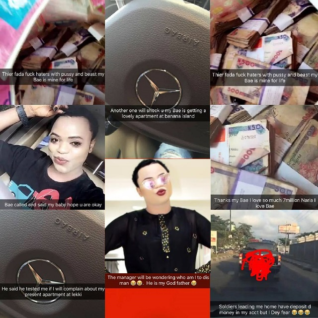 Image result for bobrisky gay