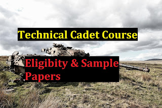 Technical Cadet Course (TCC)