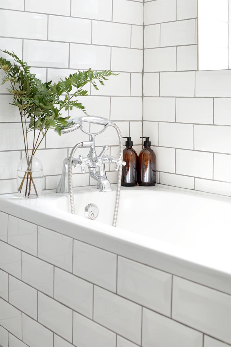 how to subway tile