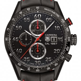 "TAG Heuer Carrera Calibre 1887 Chronographe ""Racing"""