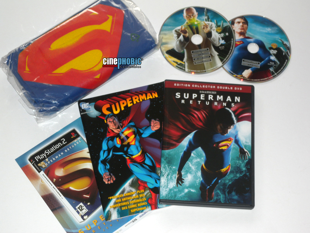CINEPHOBIC: SUPERMAN Returns [Limited Edition]