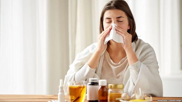 احمي نفسك من الانفلونزا