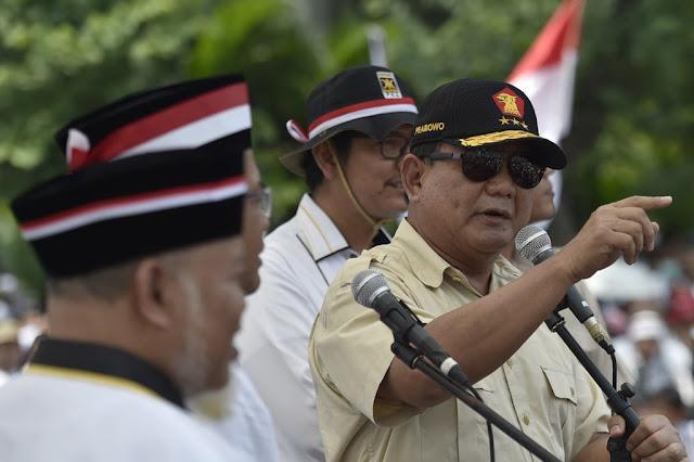 Prabowo Adukan Akun Medsos ke Polisi Usai Dituduh Kenal Admin MCA