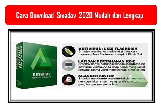 Cara Download Smadav 2020 Mudah dan Lengkap