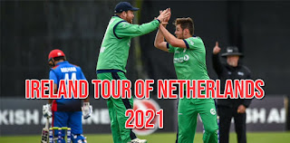 Netherlands vs Ireland 1st Match ODI 100% Sure Match Prediction