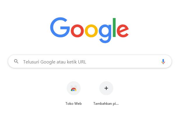 cara cek versi google chrome