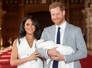 Harry And Meghan To Christen Baby Archie On Saturday