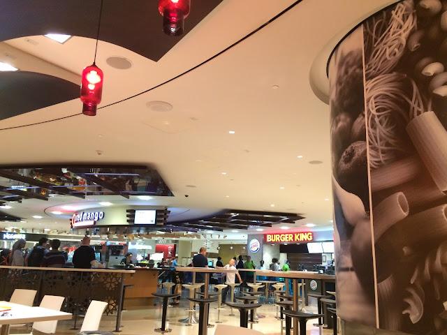 ハマド国際空港(Hamad International Airport)|フードコート