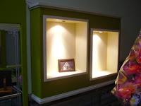 Interior Toko Kacamata / optik / eyewear
