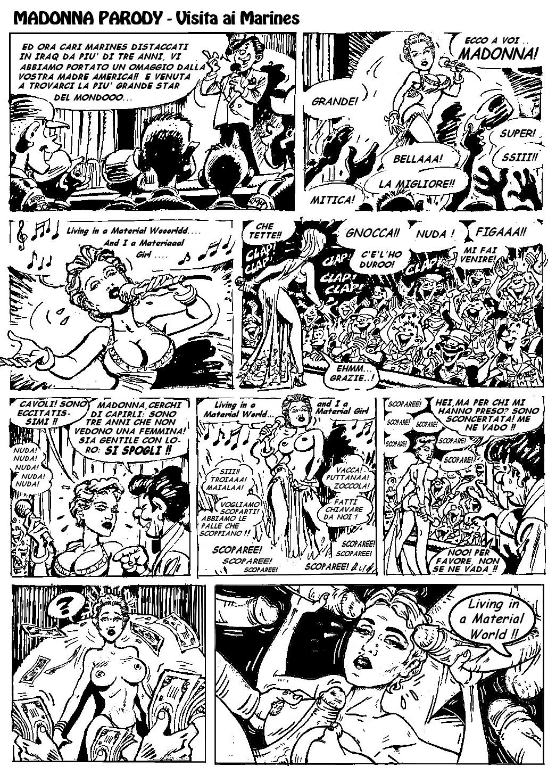 Porno fumetto Blog