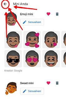 cara membuat emoticon di whatsapp foto wajah sendiri