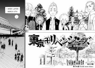 Read Tokyo Revengers Manga Chapter 190 English