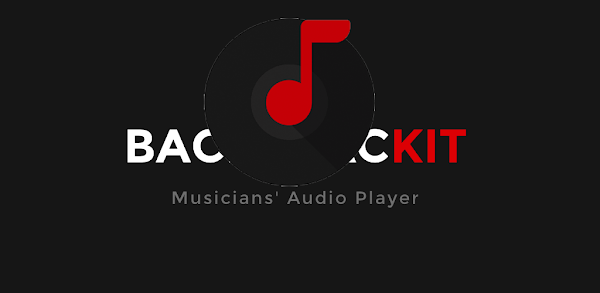 BACKTRACKIT: Musicians' Player 8.0 (Ad Free)