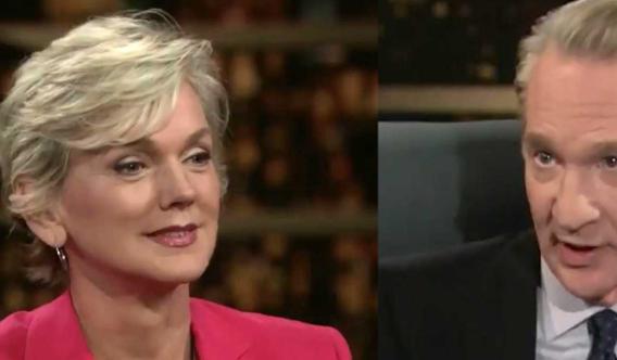 CNN Analyst Jennifer Granholm Cheers Banning Alex Jones. Bill Maher Wrecks Her