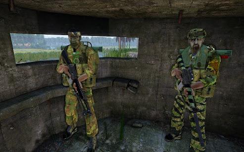 Arma3用Unsungベトナム戦争MODの特殊部隊