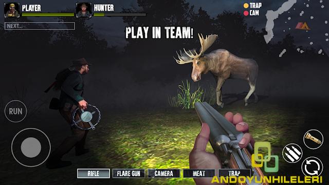 Bigfoot Monster Hunter Online Mermi Hileli APK