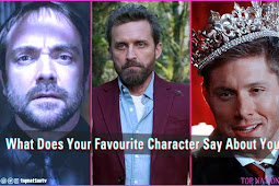 Supernatural: What Does Your Favourite Character Say About You